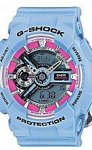 купить часы Casio G-Shock GMA-S110F-2A